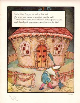 Mother Goose, Nursery Rhyme