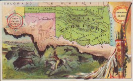 Arbuckle Indian Territory