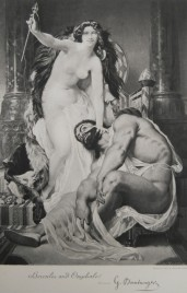 George Boulanger Hercules and Omphale