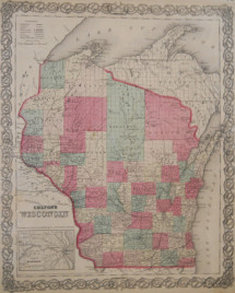 "J.H. Colton. ""Wisconsin."""