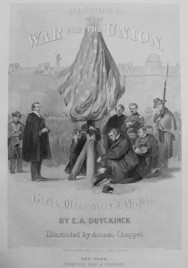 National History of the War for the Union