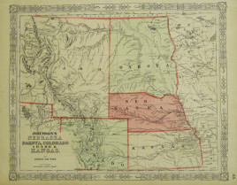 Johnson 1863 Great Plains