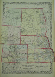 Mitchell 1873 Great Plains