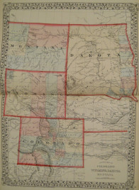 Mitchell 1874 Great Plains