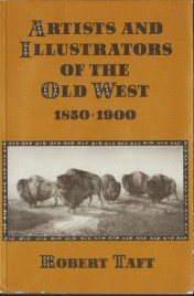Artists and Illustrators of the Old West: paperback
