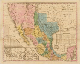 Tanner's 1847 Mexico